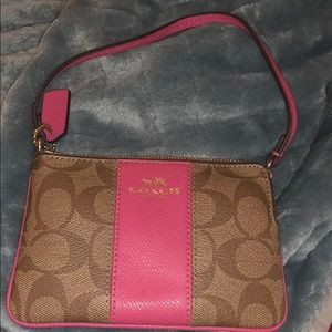 Coach wallet (great condition)